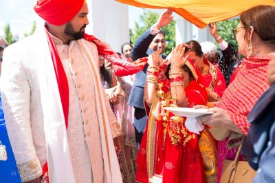 HarRoop & Tim's Multicultural Wedding