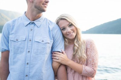 Karline & Ryan – Cultus Lake Engagement Session