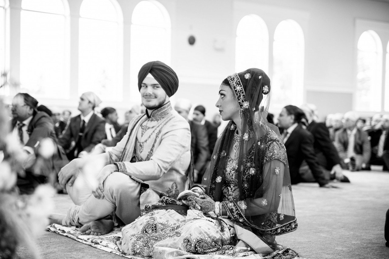 Kelowna's Indian Wedding Photographer