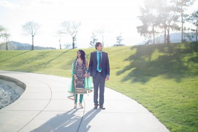 Sandeep + Amandeep Engaged