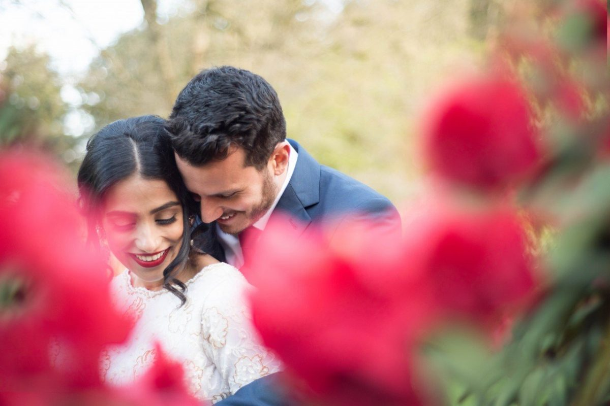 Minoru Park | Vancouver BC, Wedding Photographer