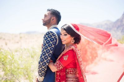 Sushil + Miral Las Vegas Destination Wedding | Kelowna Indian Wedding Photographer